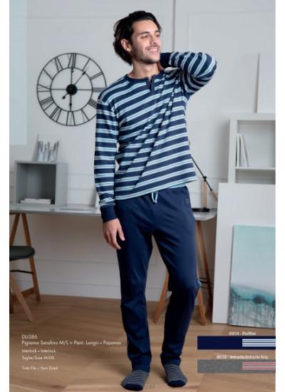 Пижама мужская DU386
