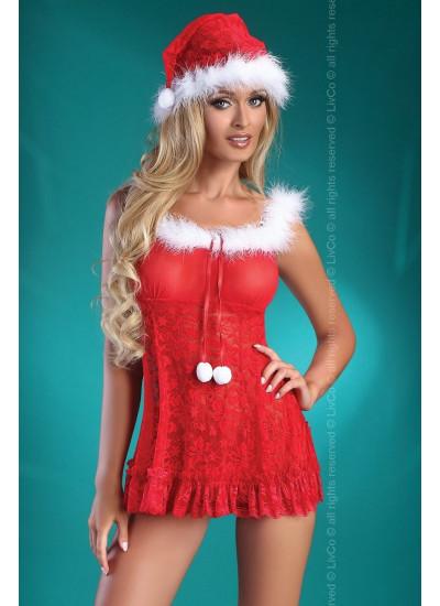 Праздничная сорочка Christmas Bell