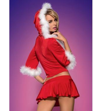 Новогодний игровой комплект Санта-леди Os Santa Lady
