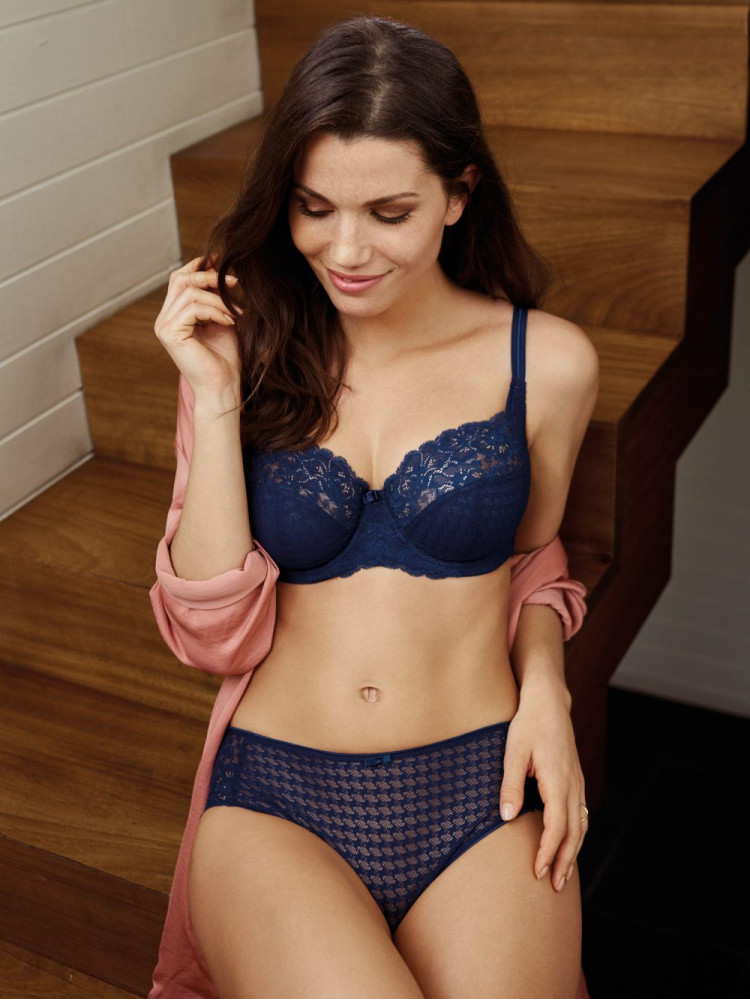 Бюстгальтер Panache Envy Full Cup Navy