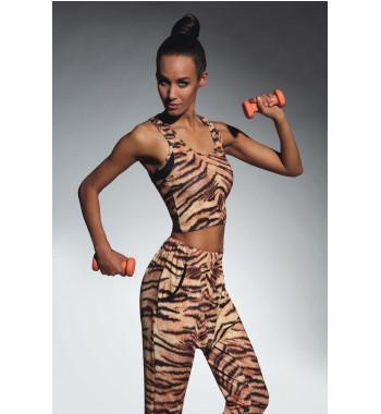 Топ-майка для фитнеса Cool top 30 200 den