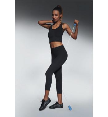 Легинсы-бриджи для фитнеса Forcefit 70 200 den