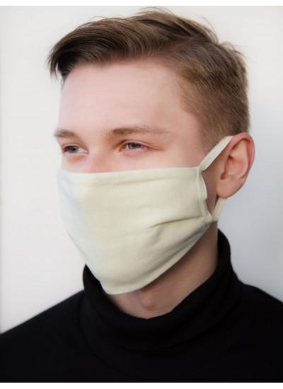 Многоразовая маска для лица с антибактериальной  пропиткой Sanitized в уп. 3 шт