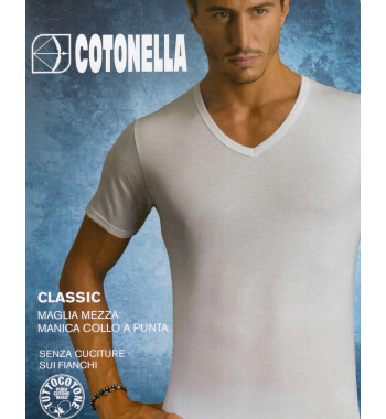 Футболка муж. Cotonella AU123