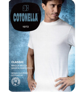 Футболка муж. Cotonella AU124