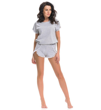 Пижама Dobranocka PM.9249 Grey Melange