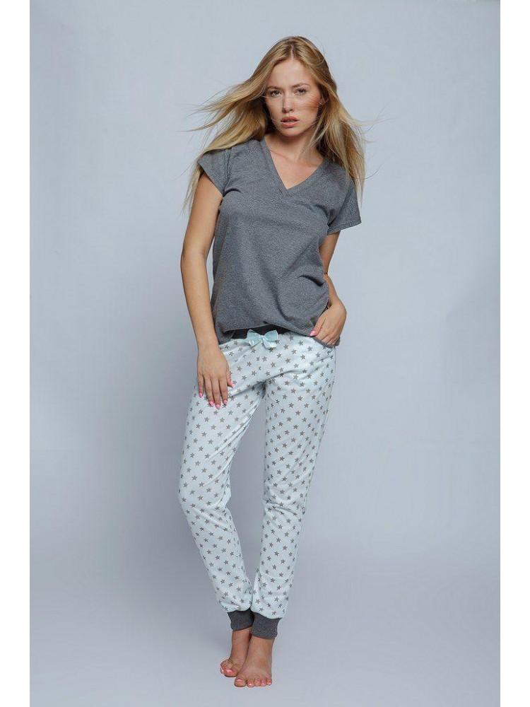 Пижама женская с брюками Sensis Agnes