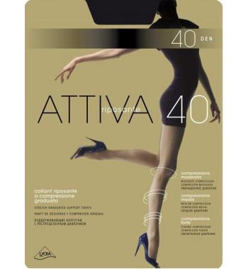 Колготки женские OMSA ATTIVA 40 XL