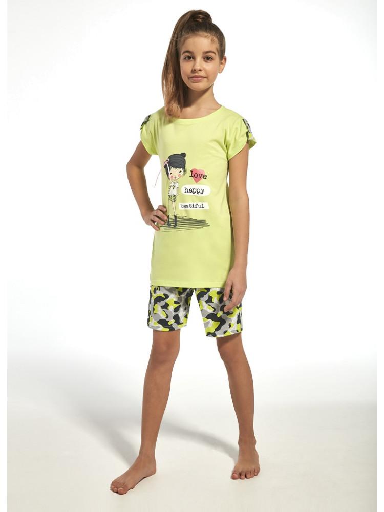 CORNETTE 243/244 Пижама для девочек с шортами