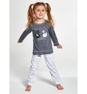 CORNETTE 379/380 SWAN Пижама для девочек со штанами