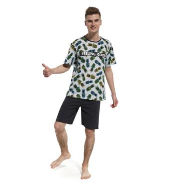 CORNETTE 146 Пижама подростковая с шортами для мальчиков