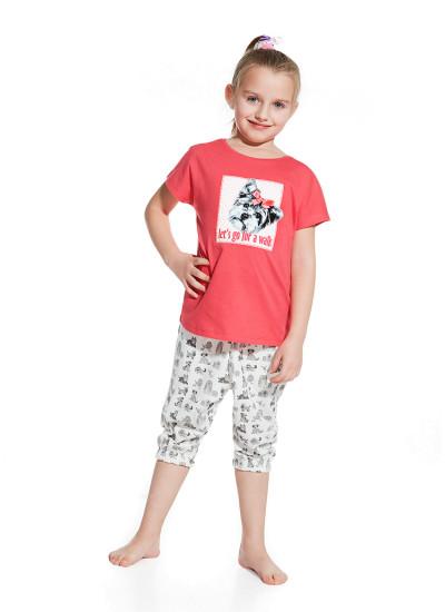 CORNETTE 080/081 Пижама для девочек со штанами
