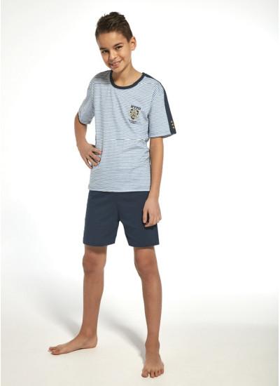 CORNETTE 217/218 Пижама подростковая с шортами