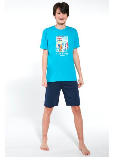 CORNETTE 519 TROPICAL Пижама подростковая с шортами для мальчиков
