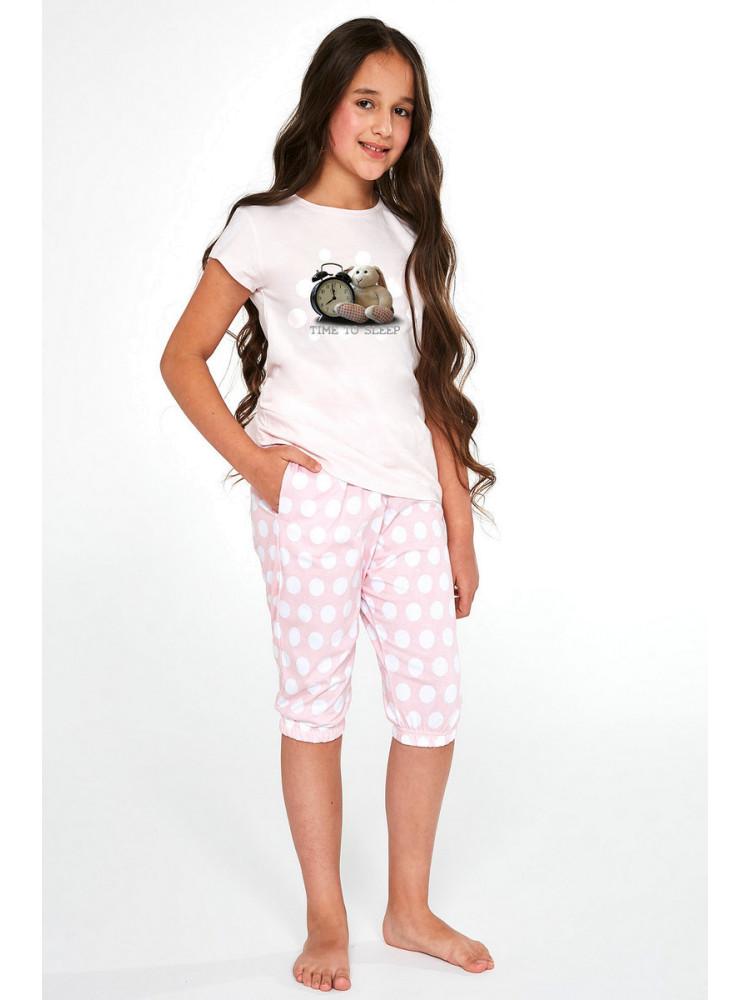 CORNETTE 570/571 TIME TO SLEEP Пижама для девочек со штанами