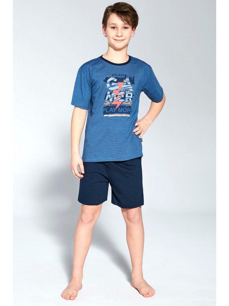 CORNETTE 476 GAMER Пижама для мальчиков с шортами