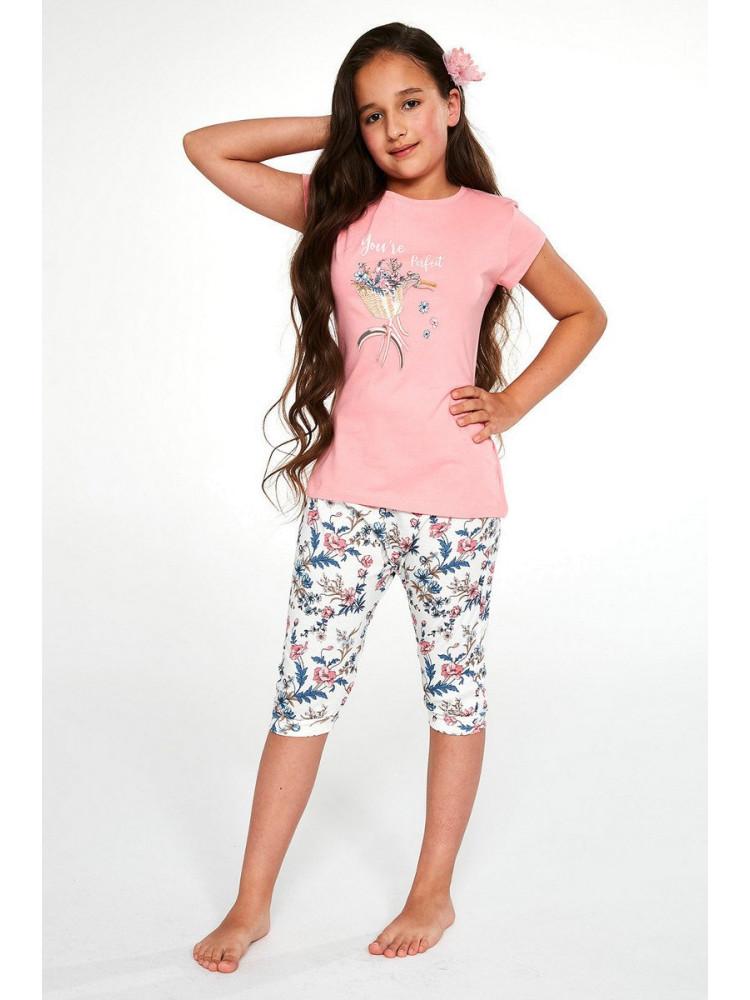 CORNETTE 490/491 PERFECT Пижама для девочек со штанами
