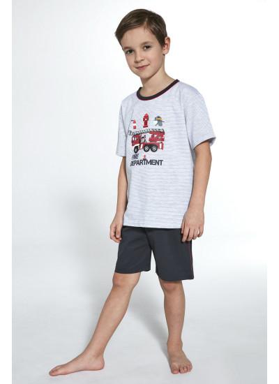CORNETTE 473 FIRE Пижама для мальчиков с шортами