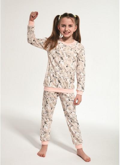 CORNETTE 032-033/118 POLAR BEAR Пижама для девочек со штанами