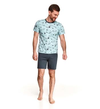 TARO 072 SS21 MAX Пижама мужская с шортами