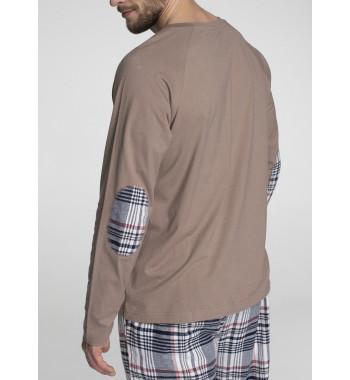 KEY MNS 041 19/20 Пижама мужская со штанами