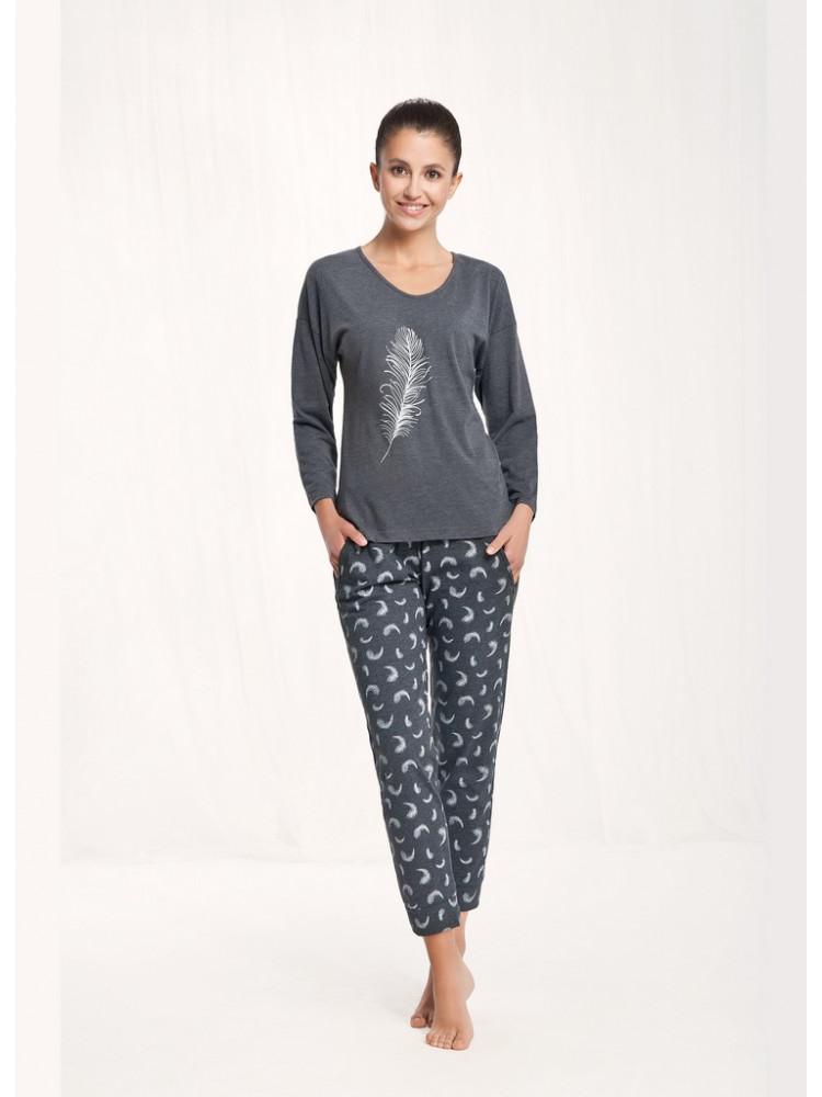 LUNA 548 Пижама женская со штанами