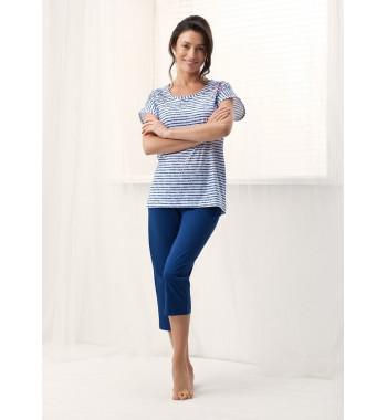 LUNA 569 Пижама женская со штанами