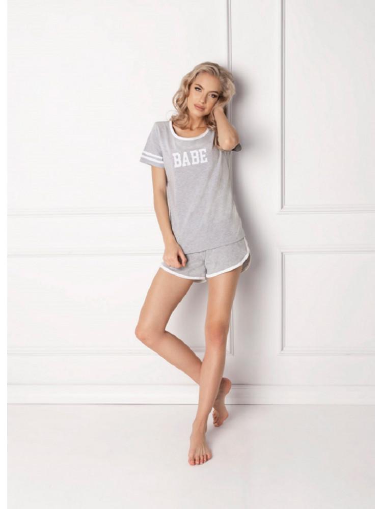 ARUELLE BABE GREY Пижама с шортами