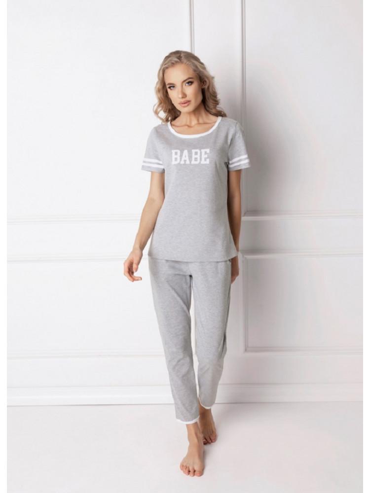ARUELLE BABE GREY Пижама со штанами