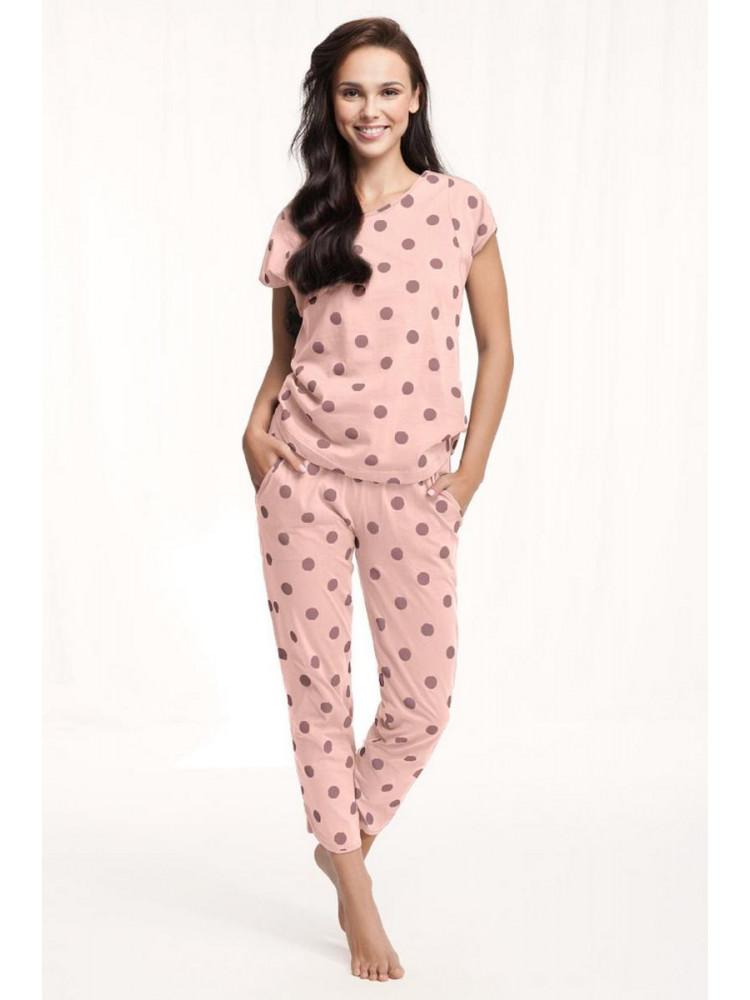 LUNA 496 Пижама женская со штанами