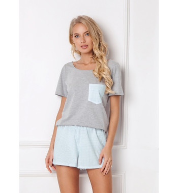 ARUELLE JACKIE GREY Пижама с шортами