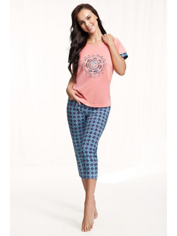LUNA 498 Пижама женская со штанами