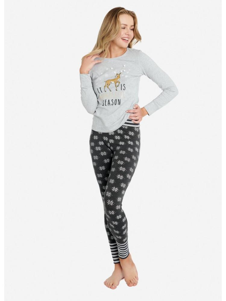 ESOTIQ 38227 DEER Пижама женская со штанами