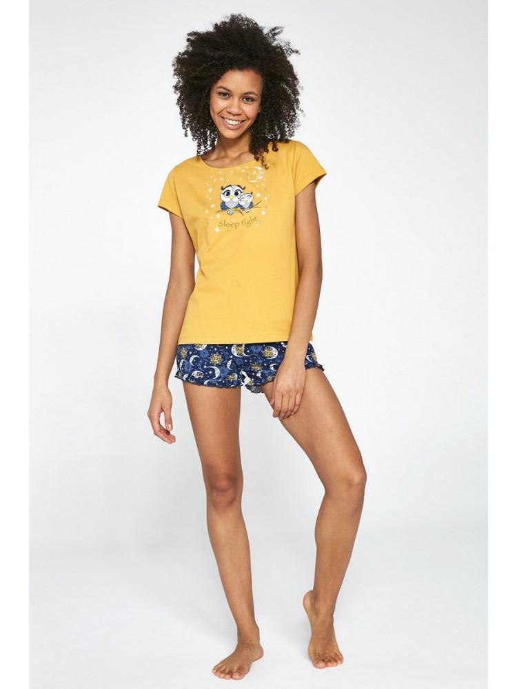 CORNETTE 520 OWLS Пижама женская с шортами