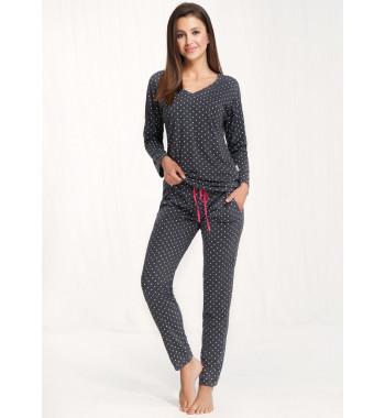 LUNA 497 Пижама женская со штанами
