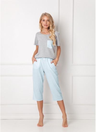 ARUELLE JACKIE GREY Пижама со штанами