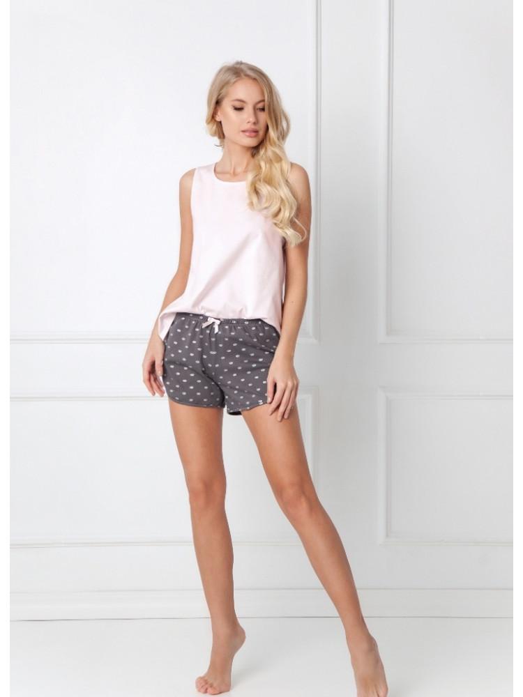 ARUELLE CARLY PINK Пижама с шортами