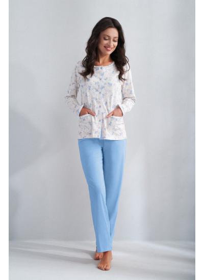 LUNA 536 Пижама женская со штанами