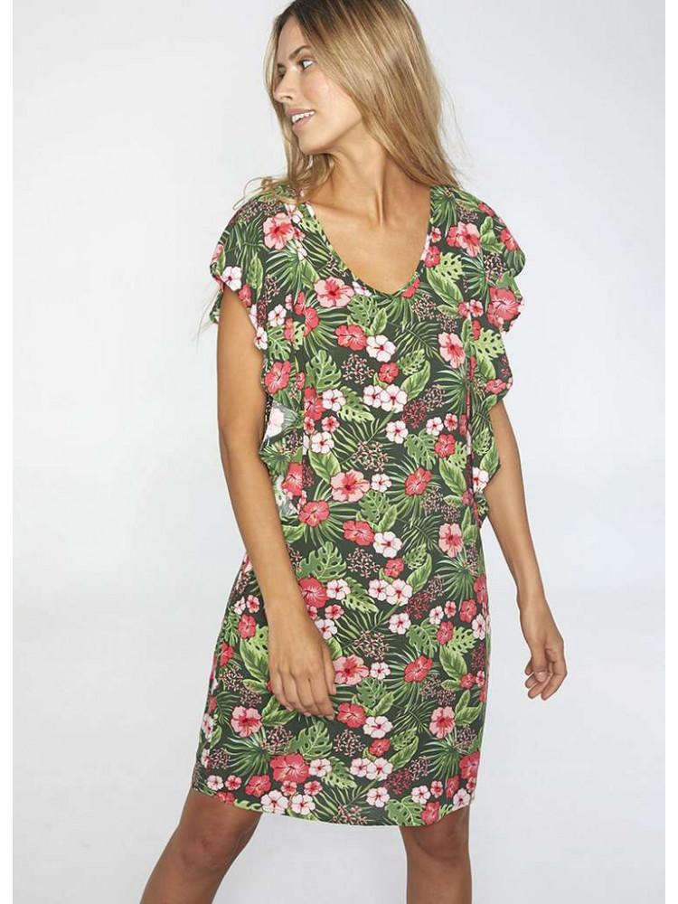 YSABEL MORA 85680 Платье пляжное