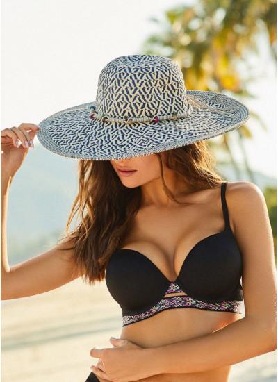 ESOTIQ 38170 HOOLA Шляпа пляжная