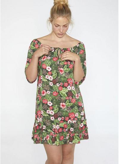 YSABEL MORA 85681 Платье пляжное
