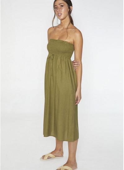 YSABEL MORA 85707 Платье пляжное