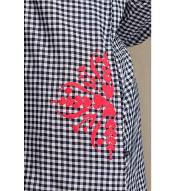 KEY LND 451 A21 Рубашка/Сорочка женская
