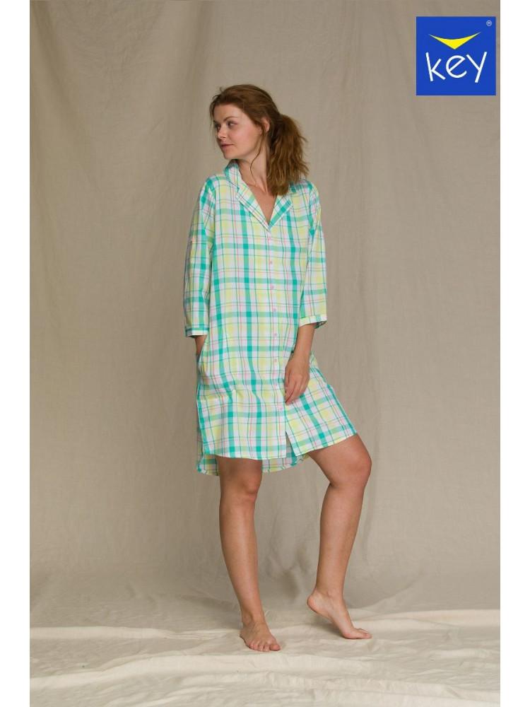 KEY LND 453 A21 Рубашка/Сорочка женская