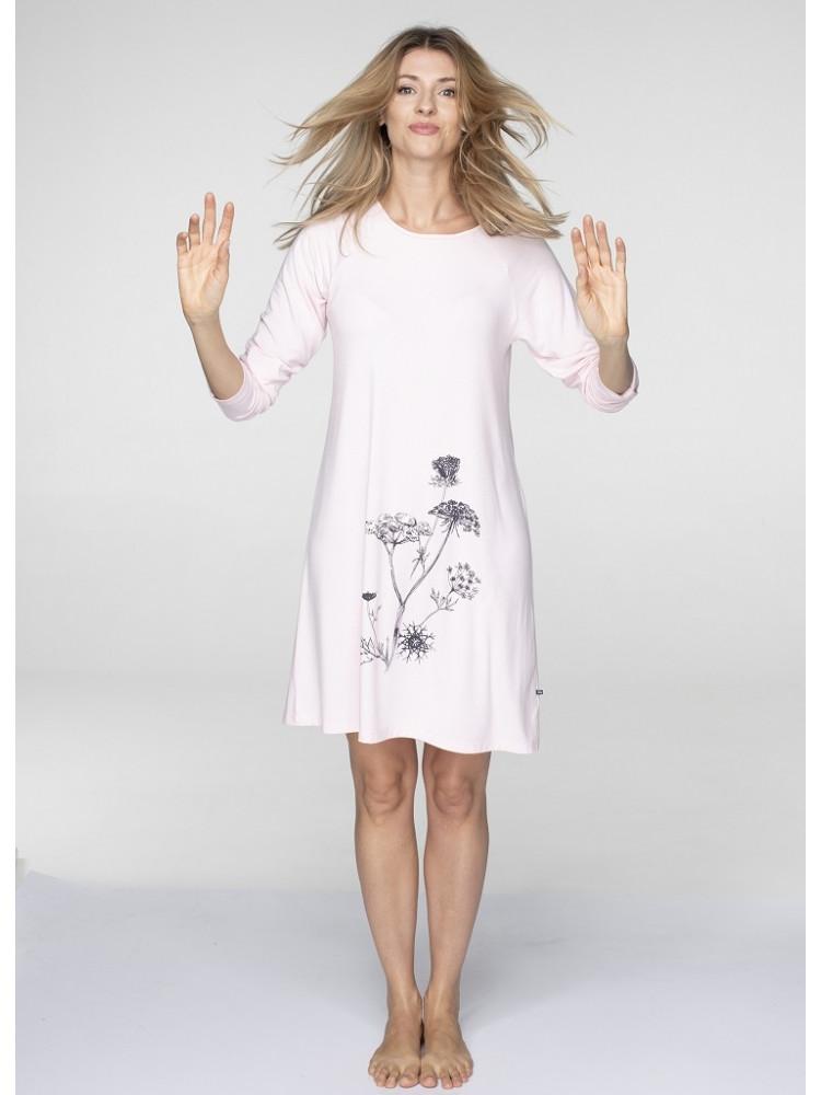 KEY LND 596 19/20 Платье домашнее/Сорочка