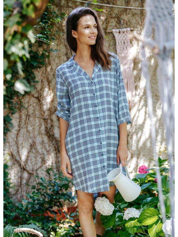KEY LND 470 A20 Рубашка/Сорочка женская