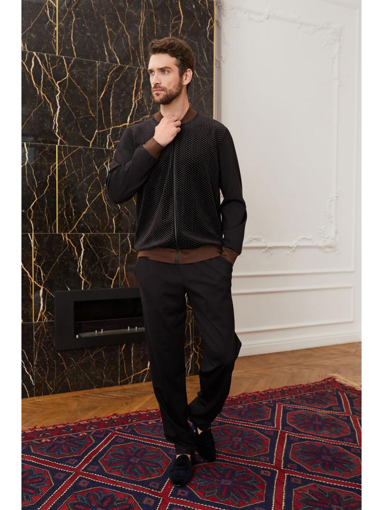 Мужские брюки 30375 Черный
