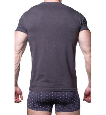 Мужская футболка T761-3