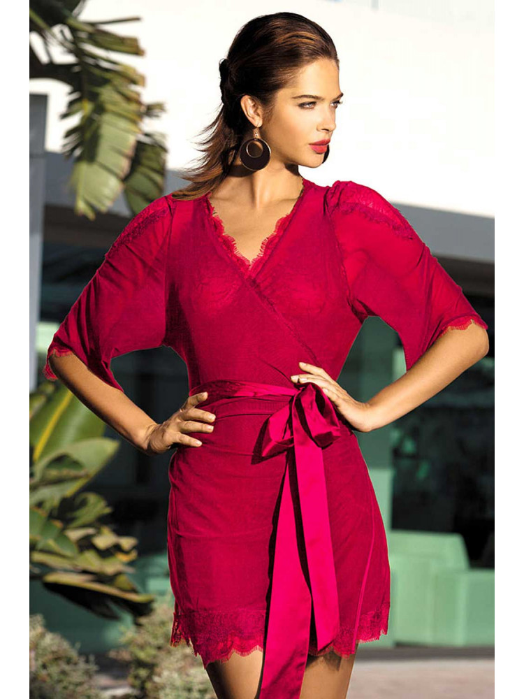 Lady in red 12029