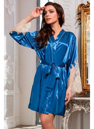 Халат Chantal 3193 синий